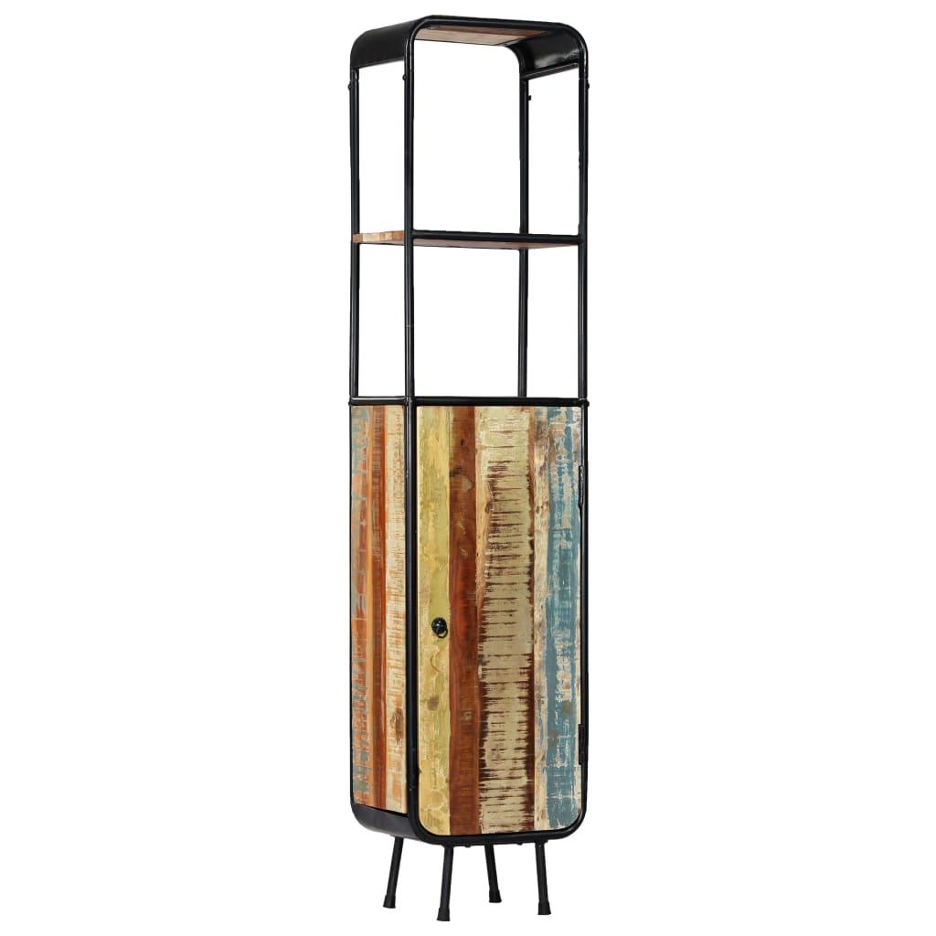 vidaXL Dulap înalt, 40 x 30 x 180 cm, lemn masiv reciclat vidaxl.ro