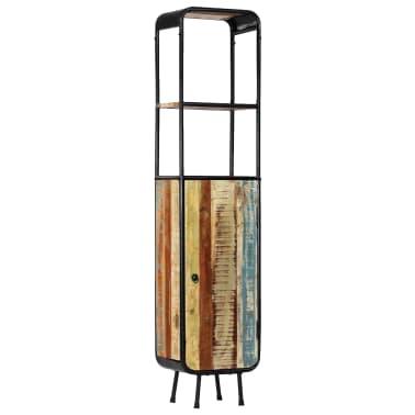 vidaXL Dulap înalt, 40 x 30 x 180 cm, lemn masiv reciclat[1/14]