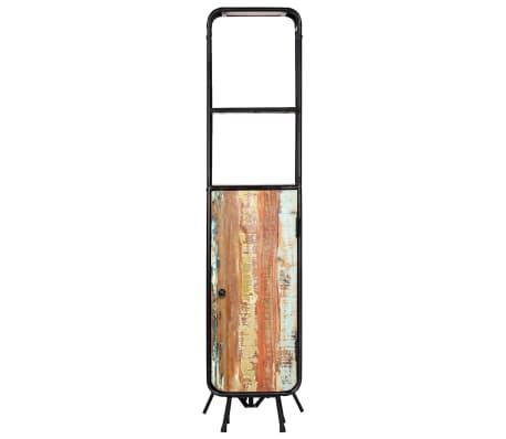 vidaXL Dulap înalt, 40 x 30 x 180 cm, lemn masiv reciclat[2/14]
