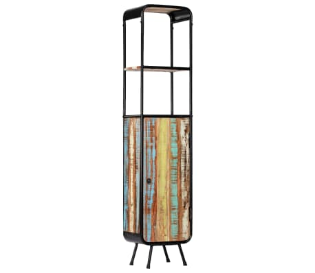vidaXL Dulap înalt, 40 x 30 x 180 cm, lemn masiv reciclat[12/14]