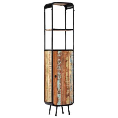 vidaXL Dulap înalt, 40 x 30 x 180 cm, lemn masiv reciclat[13/14]