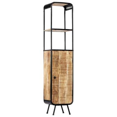vidaXL Dulap înalt, 40 x 30 x 180 cm, lemn masiv de mango nefinisat[1/14]