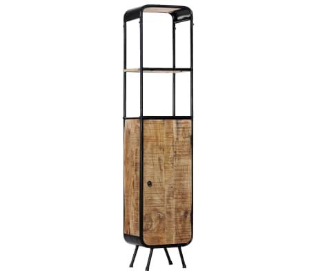 vidaXL Dulap înalt, 40 x 30 x 180 cm, lemn masiv de mango nefinisat[13/14]