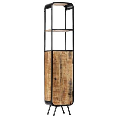 vidaXL Dulap înalt, 40 x 30 x 180 cm, lemn masiv de mango nefinisat[12/14]