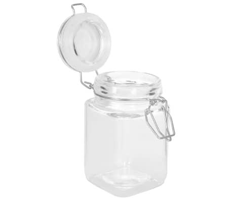 vidaXL Syltburkar i glas med lock 12 st 260 ml[8/8]