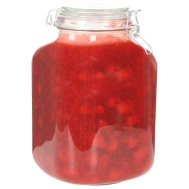 vidaXL Borcane din sticlă cu închidere ermetică, 12 buc., 5 L[3/7]