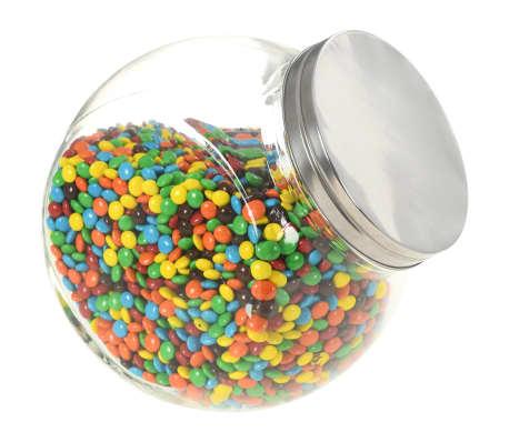 vidaXL Borcane pentru bomboane, 6 buc. 19,5 x 13,5 x 19,5 cm, 3000 ml[3/7]