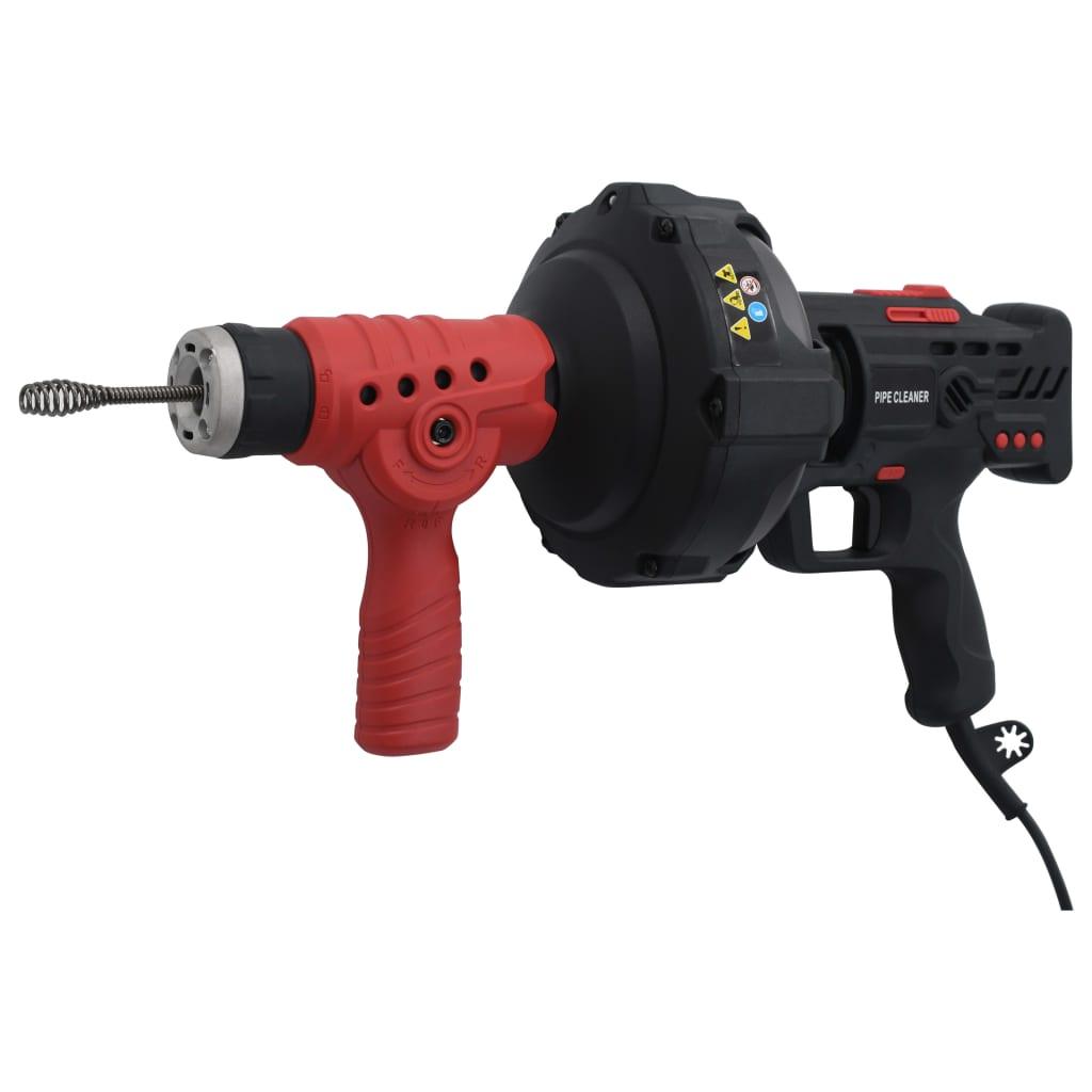 vidaXL Aparat electric pentru desfundat scurgeri și țevi, 7,6 m vidaxl.ro