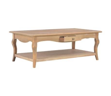 vidaXL Kavos staliukas, 110x60x40cm, MDF[2/9]