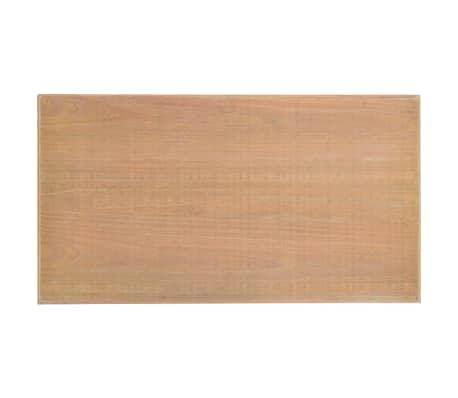 vidaXL Kavos staliukas, 110x60x40cm, MDF[8/9]