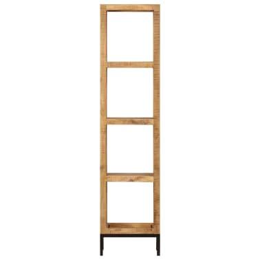 vidaXL Knygų lentyna, 40x30x175cm, mango medienos masyvas[2/13]