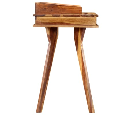 "vidaXL Writing Desk 45.3""x19.7""x33.5"" Solid Sheesham Wood[3/13]"
