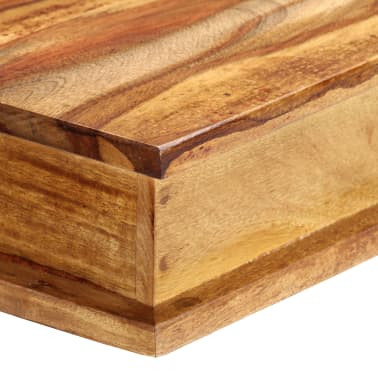 "vidaXL Writing Desk 45.3""x19.7""x33.5"" Solid Sheesham Wood[4/13]"