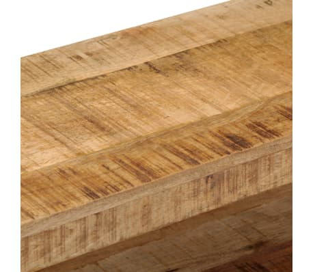 "vidaXL TV Cabinet 39.4""x11.8""x19.7"" Solid Mango Wood[7/11]"