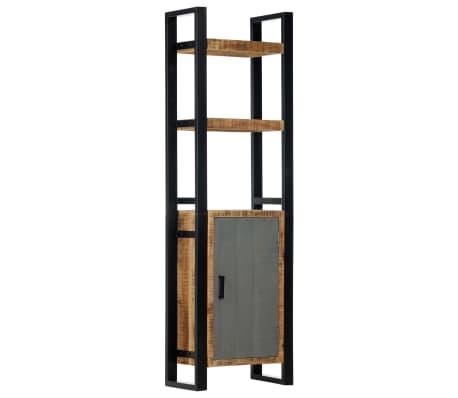 vidaXL Knygų lentyna, 50x30x170 cm, mango medienos masyvas[9/11]