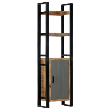 vidaXL Knygų lentyna, 50x30x170 cm, mango medienos masyvas[11/11]