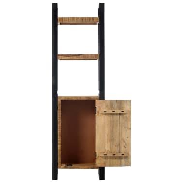 vidaXL Knygų lentyna, 50x30x170 cm, mango medienos masyvas[3/11]