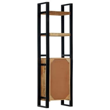 vidaXL Knygų lentyna, 50x30x170 cm, mango medienos masyvas[4/11]