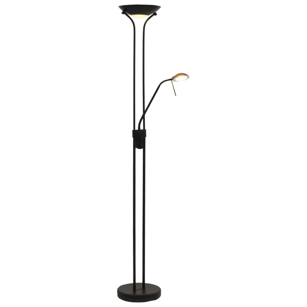 vidaXL Lampă de podea cu LED-uri cu lumină variabilă, 23 W poza vidaxl.ro