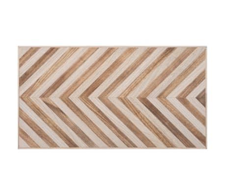 vidaXL Kavos staliukas, 110x60x37 cm, mango medienos masyvas[4/5]