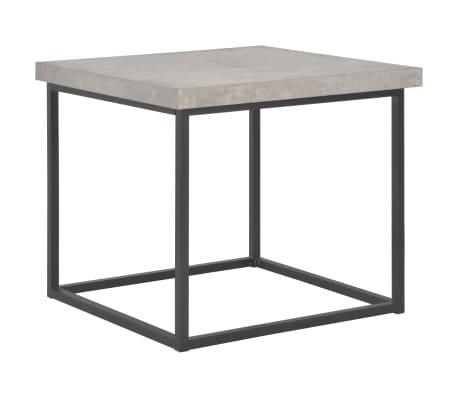vidaXL Salontafel 55x55x53 cm beton-look[1/5]