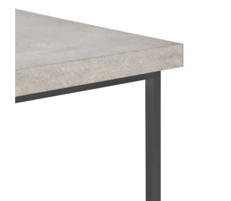 vidaXL Salontafel 55x55x53 cm beton-look[4/5]