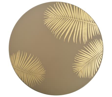 vidaXL Stoliki boczne, 2 szt., złote, 40x45 cm/30x40 cm, MDF[4/5]