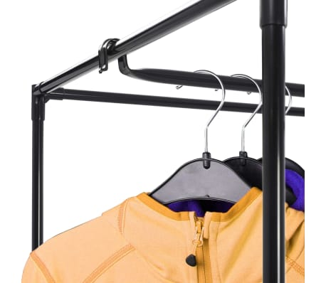 vidaXL Garde-robe Crème 75x50x160 cm[2/9]
