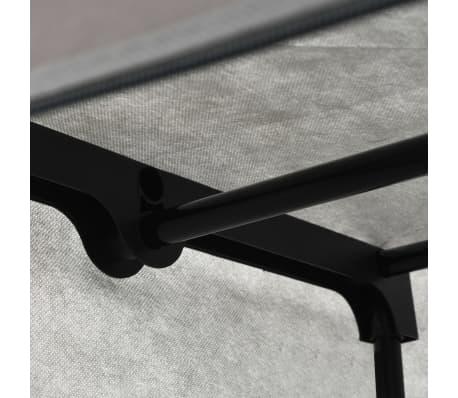 vidaXL Kledingkast New York 75x45x160 cm stof[6/8]