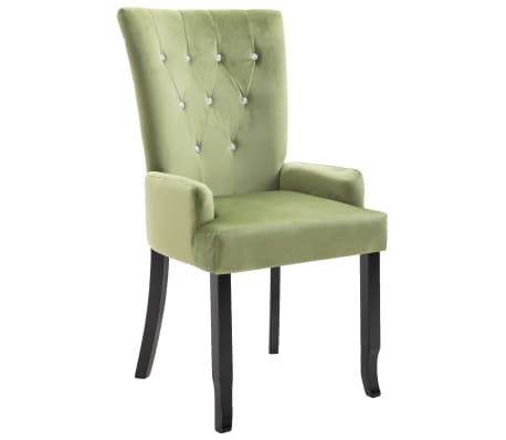 Our dining chair features an elegant and timeless design, which will make an eye-catching statement in your dining room or kitchen.