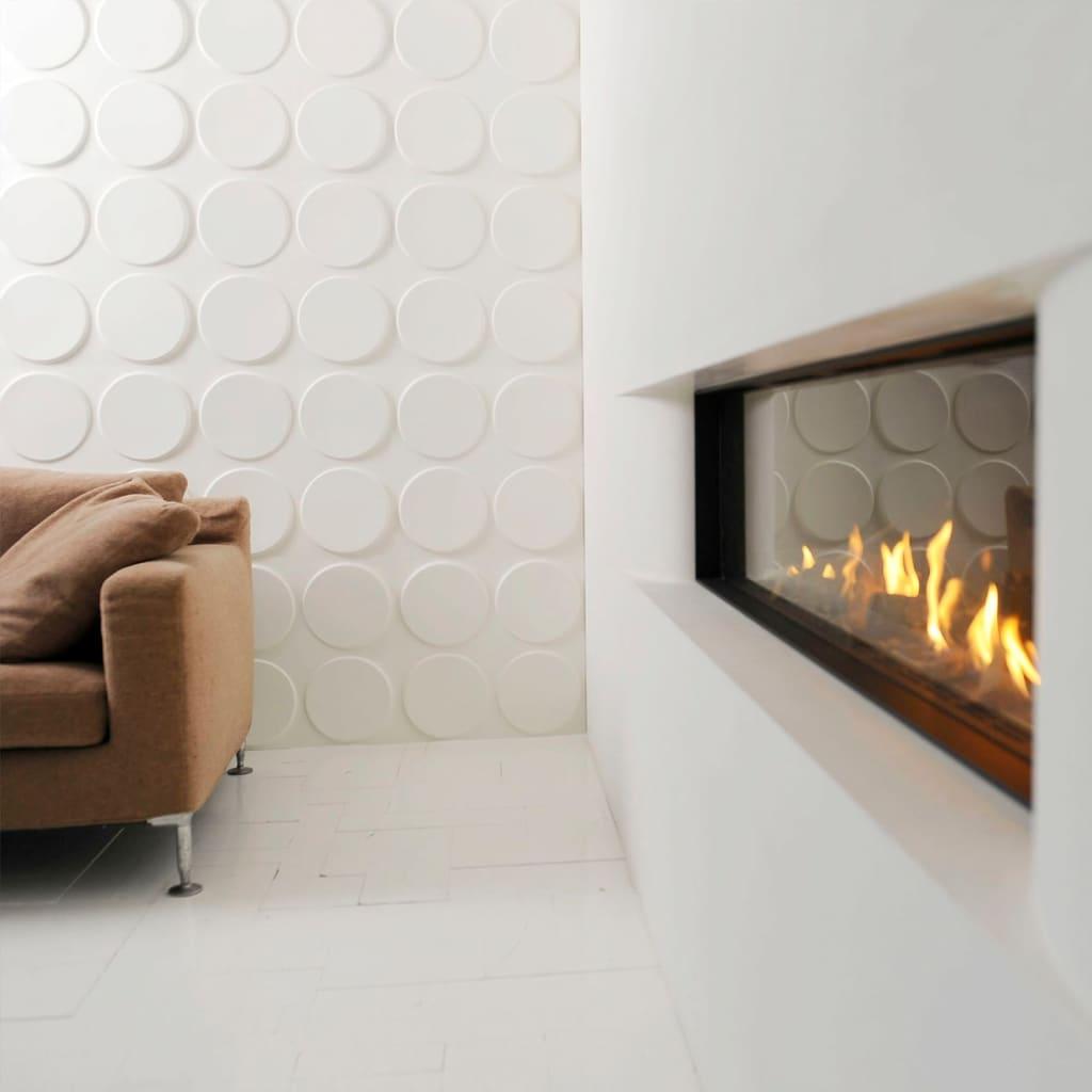 WallArt 24 ks 3D nástěnné panely GA-WA03 Ellipses