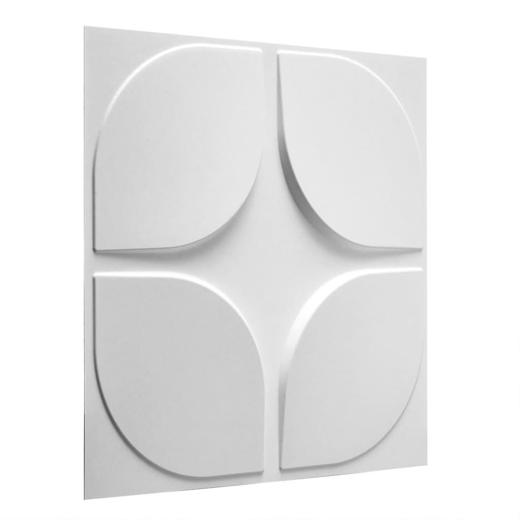 WallArt 24 ks 3D nástěnné panely GA-WA06 Sweeps