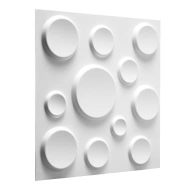 WallArt 24 st 3D-Wandpanelen GA-WA11 Craters[1/10]