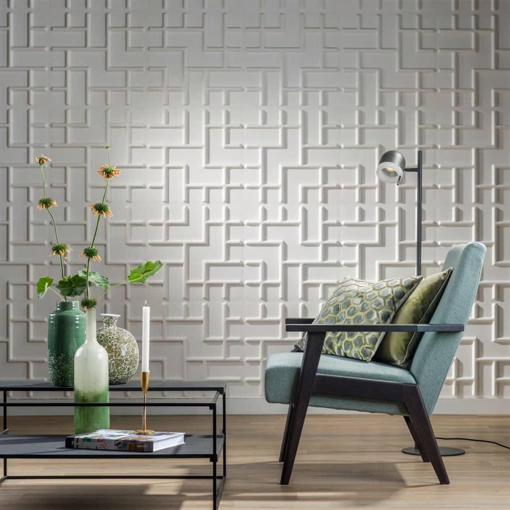 WallArt Panouri de perete 3D model Tetris GA-WA16, 24 buc. vidaxl.ro