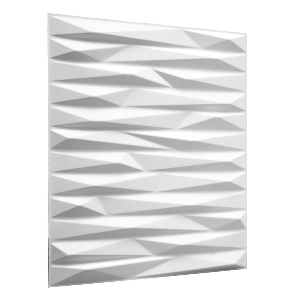WallArt 24 tk 3D-seinapaneelid