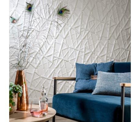 WallArt 3D Sienos plokštės GA-WA26, 24 vnt., Olivia dizainas[4/9]