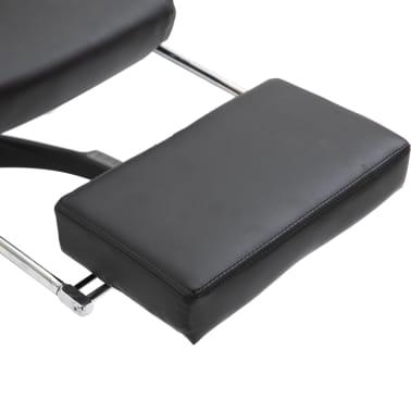 vidaXL gamingstol med fodstøtte kunstlæder grå[10/11]