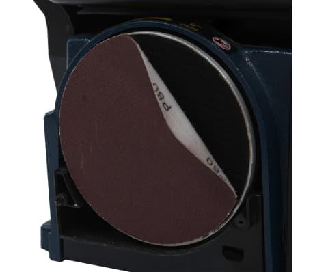 vidaXL Elektrinis juostinis/diskinis šlifuoklis, 550 W, 200 mm[8/8]