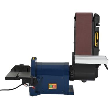 vidaXL Elektrinis juostinis/diskinis šlifuoklis, 550 W, 200 mm[2/8]
