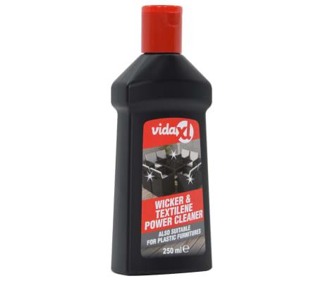 vidaXL rotangi ja textilene'i kontsentreeritud puhastusvahend 250 ml[1/4]
