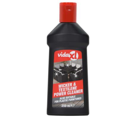 vidaXL rotangi ja textilene'i kontsentreeritud puhastusvahend 250 ml[2/4]