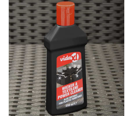 vidaXL rotangi ja textilene'i kontsentreeritud puhastusvahend 250 ml[3/4]