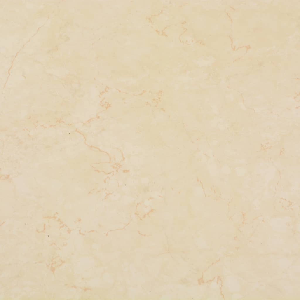 vidaXL Vloerplanken zelfklevend 5,11 m² PVC beige