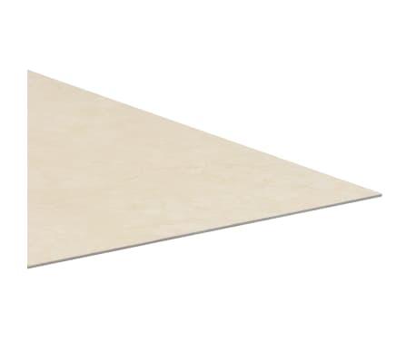 vidaXL Vloerplanken zelfklevend 5,11 m² PVC beige[4/6]