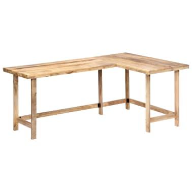 "vidaXL Desk 71""x47.2""x30"" Solid Mango Wood[1/13]"