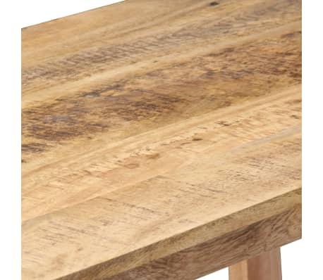 "vidaXL Desk 71""x47.2""x30"" Solid Mango Wood[6/13]"