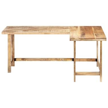 "vidaXL Desk 71""x47.2""x30"" Solid Mango Wood[2/13]"
