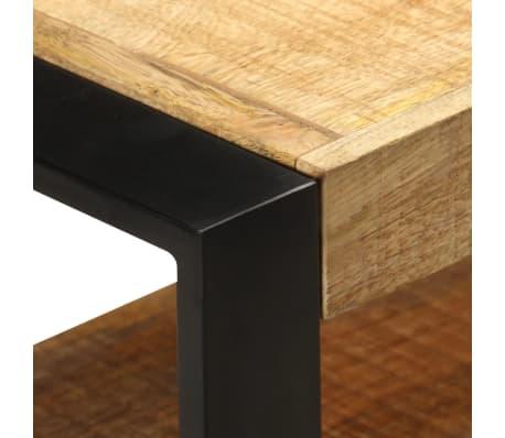 vidaXL TV Cabinet 150x30x45 cm Solid Mango Wood[6/13]