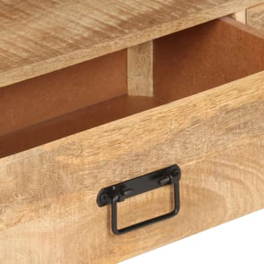 vidaXL TV Cabinet 150x30x45 cm Solid Mango Wood[5/13]