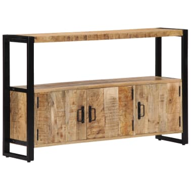 "vidaXL Side Cabinet 47.2""x11.8""x29.5"" Solid Mango Wood[11/12]"